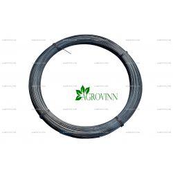 Шпалерний дріт металевий Bekaert Bezinal Select 2,5 мм 650 м