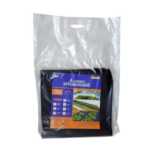 Агроволокно черное Farmer 50 г/м2 3,2х10 м