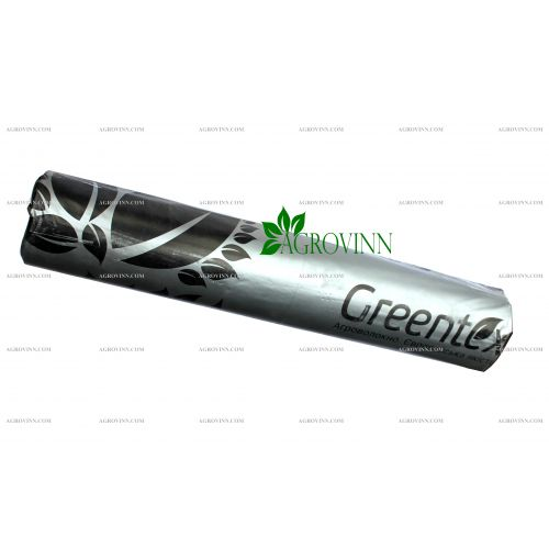 Агроволокно черно-белое Greentex 50 г/м2 1,05x100 м