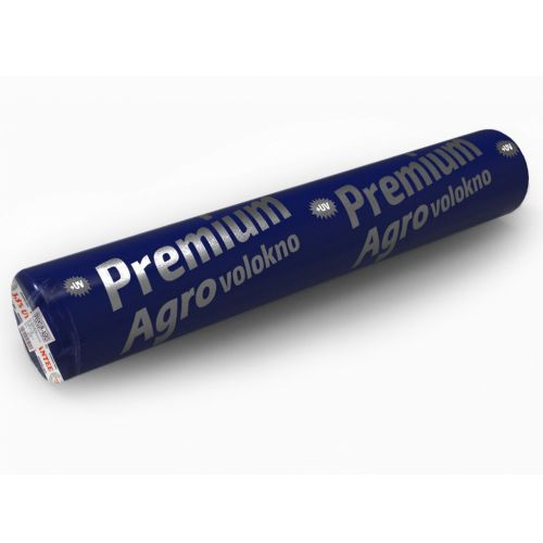 Агроволокно черное от сорняков Premium-Agro 50 г/м2 1,07х50 м