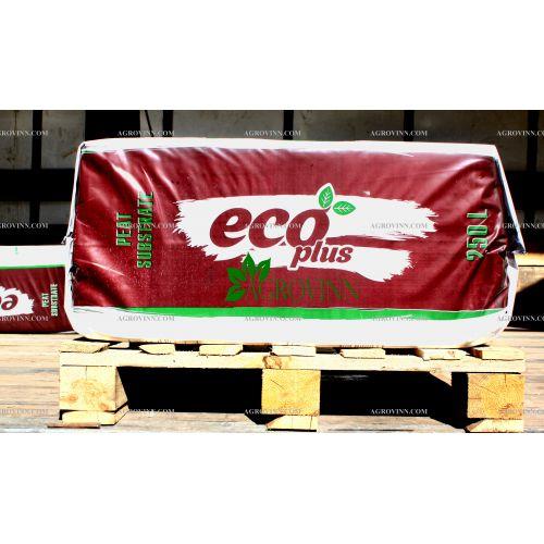 Профессиональный торфяной субстрат ECO PLUS PL-2 250 л
