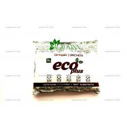 Торф'яний субстрат ECO PLUS Хобі для орхідей 3 л