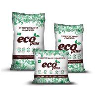 Торфяной субстрат для комнатных растений ECO PLUS