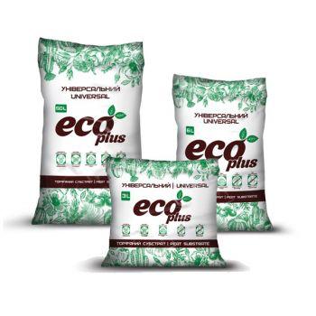 Торф'яний субстрат для кімнатних рослин (ТМ ECO PLUS)