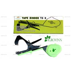 Степлер для подвязки растений BJA Tape Binder TB-B 33,5х15,3х2,9 см