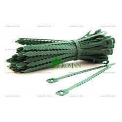 Регулируемый хомут для подвязки 8 см (100 шт)