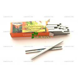Скобы для подвязочного степлера 604C (10000 шт)