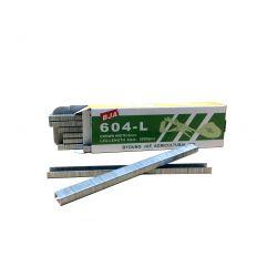 Скобы для подвязочного степлера BJA 604-L (5000 шт)