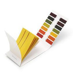 Индикаторная лакмусовая бумага для определения ph почвы (80 шт)