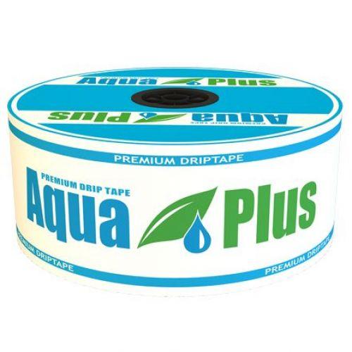 Капельная лента щелевая AquaPlus 8mil-20-500 (500 м)