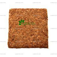 Кокосовый блок GrondMeester UNI100SS 100% чипса 30х30х15 см 5 кг
