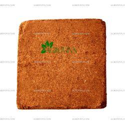 Кокосовий блок GrondMeester UNI 100% торф 30х30х15 см 5 кг