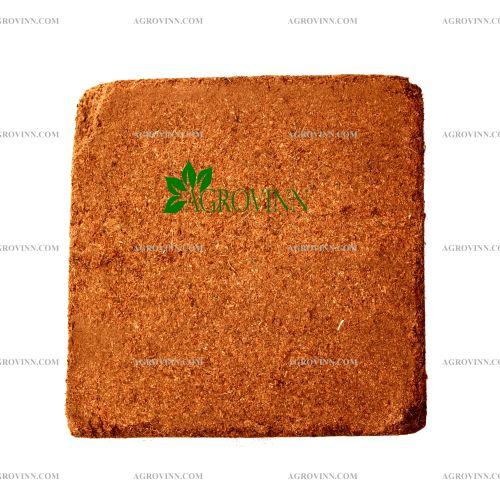 Кокосовый блок GrondMeester UNI 100% торф 30х30х15 см 5 кг