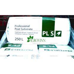 Профессиональный торфяной субстрат PEATFIELD STANDARD PL-1 250 л