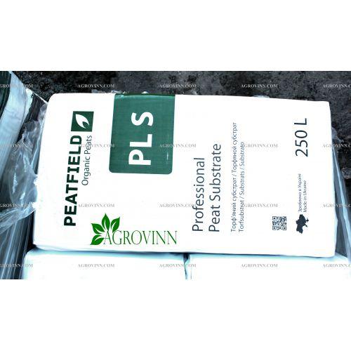 Профессиональный торфяной субстрат PEATFIELD STANDARD PL-2 250 л