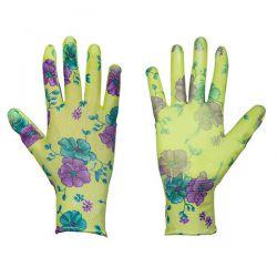 Перчатки рабочие садовые Bradas PURE FLOXY размер 7 (S)