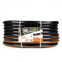 """Шланг для полива Bradas CARAT 3/4"""" 50 м черный (WFC3/450)"""