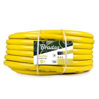 """Поливочный шланг Bradas SUNFLEX 3/4"""" 25 м желтый (WMS3/425)"""