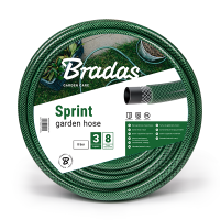 "Садовый шланг для полива Bradas SPRINT 1/2"" 30 м зеленый (WFS1/230)"