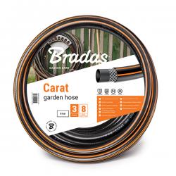 """Шланг для полива Bradas CARAT 1/2"""" 20 м черный (WFC1/220)"""