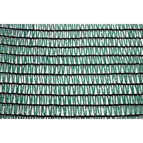 Сетка для затенения зеленая KARATZIS 50% 4х50 м