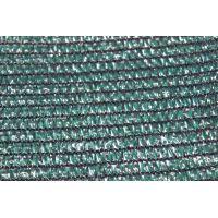 Сетка для затенения зеленая KARATZIS 85% 3х50 м