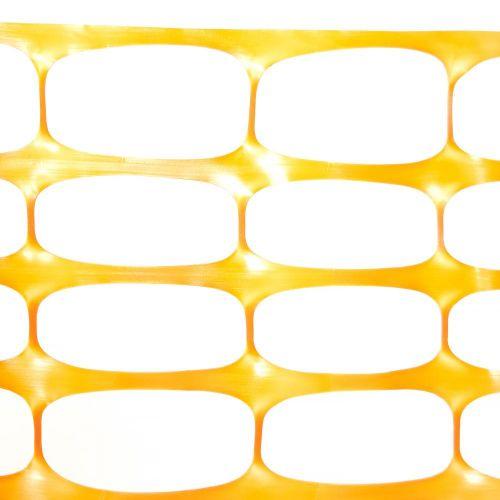 Оранжевая сигнальная сетка Клевер - купить в компании AGROVINN