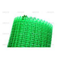 Пластиковая сетка для ограждения Клевер 20х20 мм 1,5x20 м