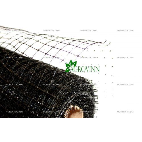 Сетка для защиты газона от кротов Клевер 12х14 мм 2х100 м
