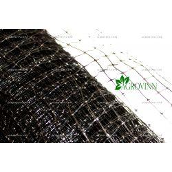 Сітка для захисту газону від кротів Клевер 12х14 мм 1х50 м