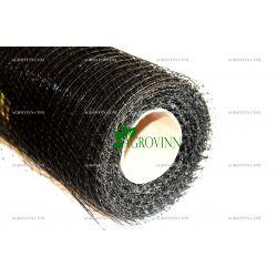 Сітка для захисту газону від кротів Клевер 12х14 мм 0,5х100 м