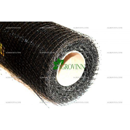 Сетка для защиты газона от кротов Клевер 12х14 мм 0,5х100 м