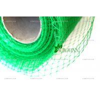 Пластиковая вольерная сетка Клевер 30x35 мм 1х50 м