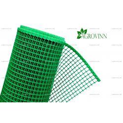 Пластиковая сетка для забора Клевер Колибри 20х20 мм 1,5х20 м