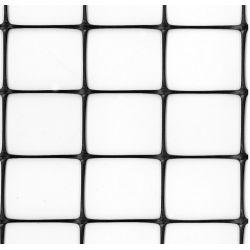 Пластиковая сетка для ограждения TENAX С-ФЛЕКС 45х50 мм 1х100 м