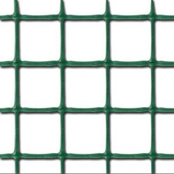 Пластиковая сетка для ограждения TENAX КОРОЛЛА 42х42 мм 1х30 м