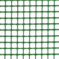 Пластиковая сетка для ограждения TENAX КВАДРА-10 10х10 мм 1x50 м