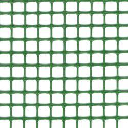 Пластиковая сетка для ограждения TENAX КВАДРА-10 10х10 мм 0,5x50 м
