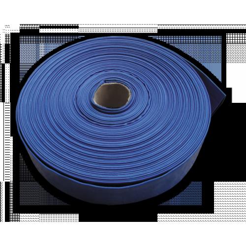 """Шланг для капельного полива Bradas AGRO-FLAT 2-6 бар 4"""" 50 м"""