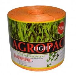 Шпагат для подвязки растений AGROPACK Light 500-0.85-AS 2500 м 5 кг (2000 tex)