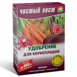Минеральное удобрение «Чистый лист» для корнеплодов 300 г