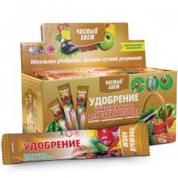 Минеральное удобрение «Чистый лист» универсальное для сада и огорода 100 г