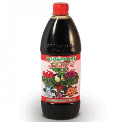 Органоминеральное удобрение «Волшебная смесь» для цветущих растений 500 мл