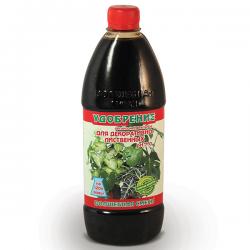 Органоминеральное удобрение «Волшебная смесь» для декоративно-лиственных растений 500 мл