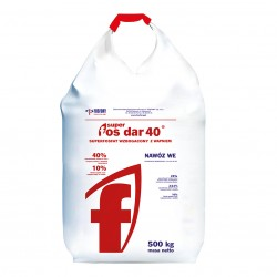 Фосфорное минеральное удобрение Super Fos Dar-40 500 кг (Fosfory)