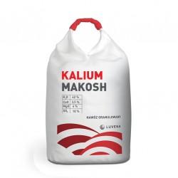 Калийное минеральное удобрение Kalium Makosh 500 кг (Luvena)