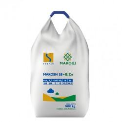 Комплексное минеральное удобрение Makosh 18+ 500 кг (Fosfan)