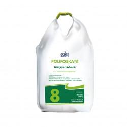 Комплексное минеральное удобрение Polifoska 8 500 кг (Grupa Azoty)