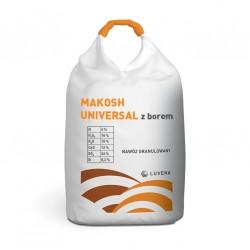 Комплексное минеральное удобрение с бором Makosh Universal 500 кг (Luvena)
