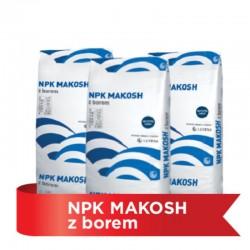 Комплексное минеральное удобрение с бором NPK Makosh 50 кг (Luvena)